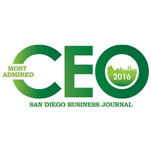 Most Admired CEO