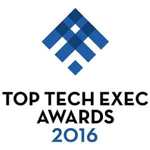 Top tech exec awards