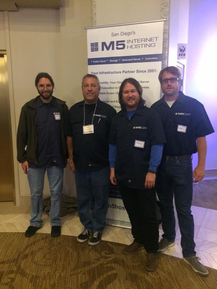 March Mingle M5 Staff